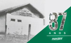 Fundação da Nansen: da adversidade ao pioneirismo