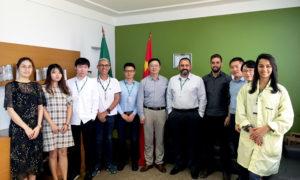 Nansen recebe comitiva do Consulado da República Popular da China