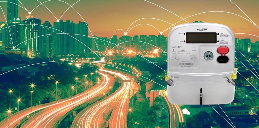 Medidor com sensor de corrente shunt evita fraudes