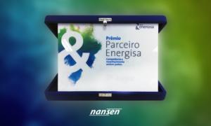 Nansen recebe Prêmio Parceiro Energisa