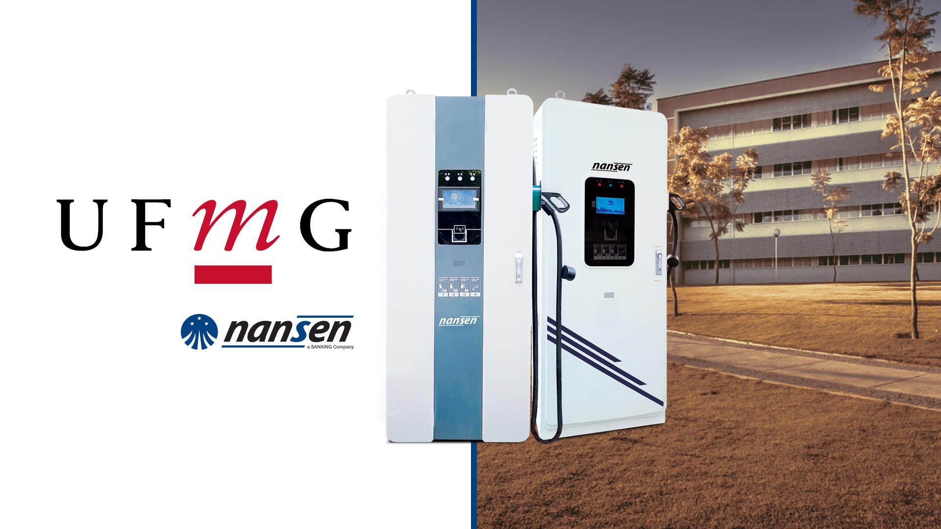 Nansen participa de projeto de mobilidade elétrica da UFMG