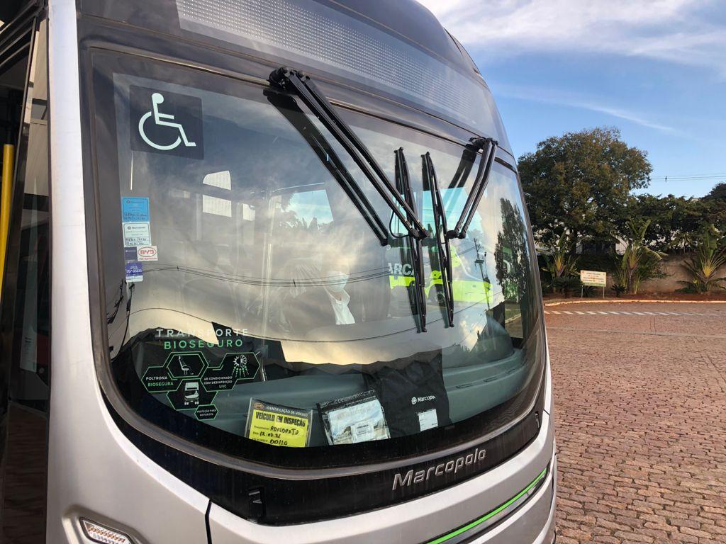 Nansen fornece infraestrutura de recarga para ônibus a São José dos Campos